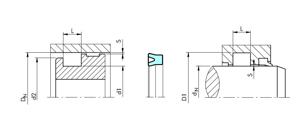 双杆挤出机结构图