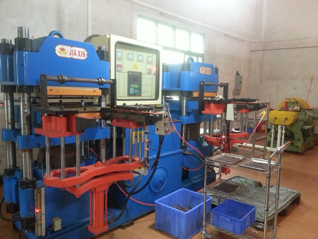 Vulcanization equipment